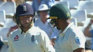 WATCH: England Wicketkeeper Jos Buttler Abuses Vernon Philander Calling Him a 'F***ing K***head!'