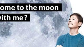 Wanted! Japanese Billionaire Is Now Looking For a Girlfriend To Fly Around the Moon With Him