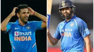 ICC Awards: Rohit Sharma Named ODI Players of The Year, Deepak Chahar Wins T20I Performance of The Year