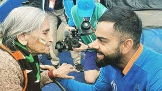 Indian Cricket Team's 87-Year-Old Superfan Charulata Patel Passes Away