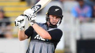 Mid-Innings Report - IND vs NZ, 1st T20I: Munro, Williamson, Taylor Fifties Take NZ to 203/5