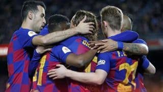 Sports News Today, January 31: Copa Del Rey 2019-20 - Barcelona Crush Leganes 5-0; Lionel Messi Scores A Brace