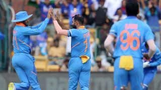 3rd ODI: Why Are Indian Cricketers Wearing Black Armbands in Bengaluru?