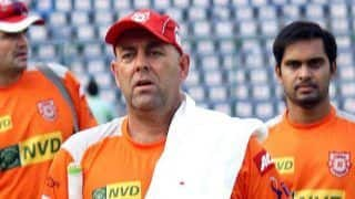 Darren Lehmann 'Takes Break From Social Media' After Account Hacked to Spread 'Hurtful Statements'