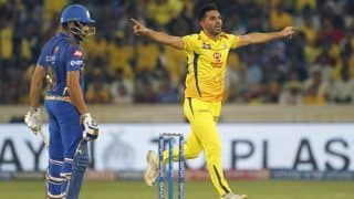 IPL 2020: CSK Pacer Deepak Chahar Working Out After Testing negative For Coronavirus | WATCH