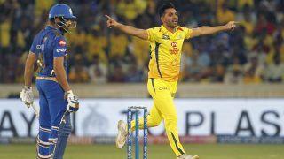 Injured Deepak Chahar Targets IPL Return
