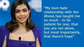 'There's Hope'! Deepika Padukone's Beautiful Acceptance Speech at Davos 2020 About Mental Health is Important