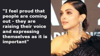 Deepika Padukone Breaks Silence on JNU Attack And Anti-CAA Protests, Says 'She Feels Proud of People Coming Out'
