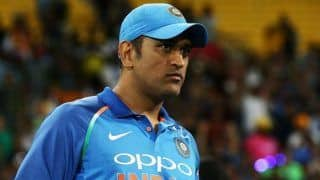 MS Dhoni Dropped From BCCI Annual Contract for 2019-20; KL Rahul, Wriddhiman Saha Promoted