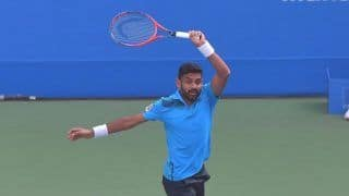 Australian Open 2020: Divij Sharan Exits in Men's Doubles in Second Round