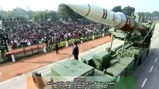 R-Day Celebrations: DRDO Displays A-SAT Weapon System