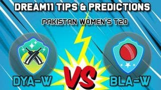 Dream11 Team Prediction PCB Dynamites vs PCB Blasters: Captain And Vice Captain For Today Pakistan's Women T20 Match 1 DYA-W vs BLA-W at National Stadium in Karachi 12:00 PM IST January 9