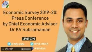 Budget 2020: When, Where and How to Watch Economic Survey 2019-20 Coverage Online