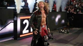 Hall-of-Famer Edge Makes Shocking WWE Return at Royal Rumble