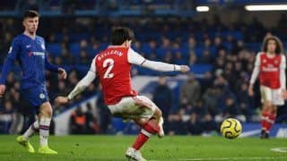 Chelsea vs Arsenal: Arsenal Come From Behind to Hold Chelsea 2-2; Manchester City Beat Sheffield United 1-0