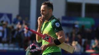 Sa vs eng faf du plessis ruled out of odi quinton de kock to captain 3917366