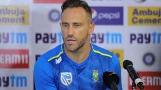 Faf du Plessis Could Face ICC Sanction After On-Field Clash With Jos Buttler