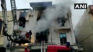 Delhi: Blaze at Paper Printing Press in Patparganj Industrial Area, 1 Person Dead