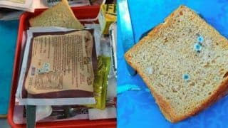 Horrible! Mumbai-Ahmedabad Shatabdi Express Serves Stale Bread With Fungus, Passengers Fall Ill