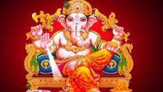 Ganesh Jayanti 2020: लाल रंग के प्रयोग से खुश होंगे गणपति, इन आठ गणेश अवतारों का लें नाम, संपूर्ण पूजन विधि