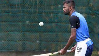 Hardik Pandya to Return as India Squad For New Zealand Tour to be Picked on Sunday