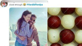 Racist 'Jokes' on Hardik Pandya Take Over Twitter as he Announces Engagement With Natasa Stankovic