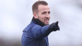 Happy to Start Training in Small Groups, Says Harry Kane