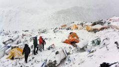 नेपालः हिमालय के हिमस्खलन में लापता हुए सात लोगों में चार कोरियाई नागरिक