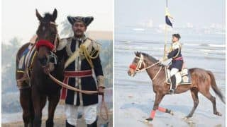 Mumbai Police to Patrol the City on Horses After 88 Years, To Be Deployed on Duty From Jan 26