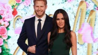 Megxit! Madame Tussauds Removes Wax Figures of Harry and Meghan From British Royal Family Display
