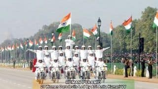 Republic Day 2020: Armed Forces Take Centre Stage; Women Bikers, Colourful Tableaux Showcase India's Military And Cultural Might