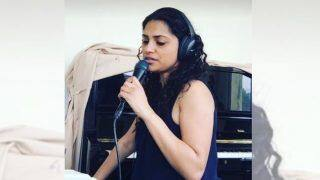 Watch | Indian Woman in Dubai Records 1000 Songs in 1000 Days, Marks Musical Milestone