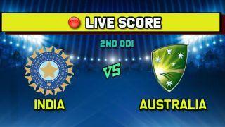 IND vs AUS Live Cricket Score 2nd ODI, India vs Australia: India Aim to Bounce Back