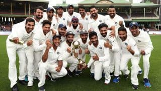 On This Day: Virat Kohli-Led India Register Historic 2-1 Series Win Over Australia in Australia