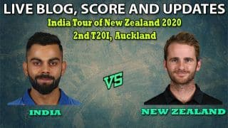 India vs New Zealand 2020, Match Highlights, 2nd T20I: KL Rahul, Ravindra Jadeja Star as Ruthless India Crush New Zealand to Take 2-0 Lead