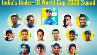 Know Your India Under-19 players at the ICC Under-19 Cricket World Cup 2020