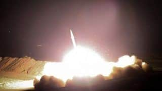 US Imposes Sanctions on Russian and Chinese Companies For Supporting Iranian Missile Programme