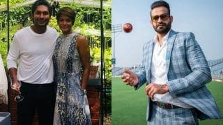 Retaliated Sangakkara's Personal Sledge By Making Nasty Comments About His Wife: Irfan Pathan