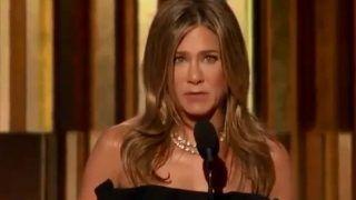 Golden Globe Awards 2020: Russell Crowe Sends Message About Australian Bushfires Through Jennifer Aniston