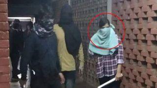 JNU VIOLENCE: दिल्ली पुलिस ने नकाबपोश लड़की की पहचान की, जल्द जारी किया जाएगा नोटिस