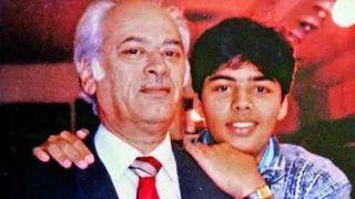 Karan Johar: My Father Told me 'Ek Din Main Chahta Hoon Tu Padma Shri Jeete'
