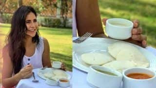Katrina Kaif's 'Dabba Challenge' is About Embracing Chutney And Rice in Your Diet - Check Out Viral Post