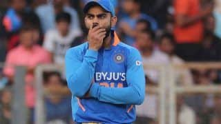 India vs Australia, 1st ODI: India Lose Without Taking Any Wickets For Only The Sixth Time in 983 ODIs