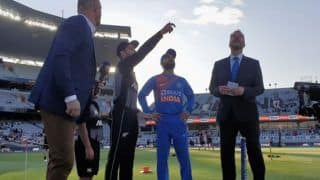 1st T20I Toss Report: India Opt to Bowl First; No Pant, Samson in Playing XI