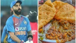 Ball Out of The Bowlers Hand And Chholle Bhature Deserve Same Kind of Focus: Virat Kohli
