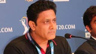 Kumble Bats For More Spinner-friendly Pitches Post Lockdown to Maintain Balance