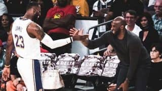 'I Promise You I'll Continue Your Legacy' - LeBron James Pays Heartfelt Tribute to Late Kobe Bryant