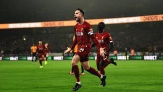 EPL: Another Late Firmino Strike Sends Liverpool Home Against Wolves