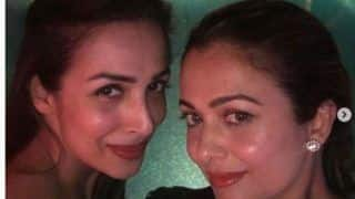 Malaika Arora's Cute Birthday Wish to Sister Amrita Arora, Calls Her by Several Nick Names