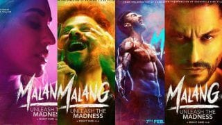 Malang First Look Posters: Aditya Roy Kapoor, Disha Patani, Anil Kapoor, Kunal Khemu's Looks Set Internet on Fire